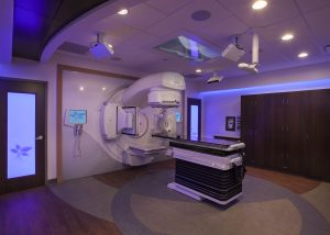 RidleyTree Cancer Center Sentient RT Suite for healing personal patient experience
