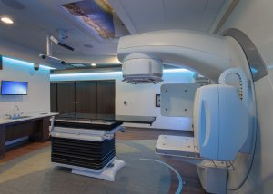 RidleyTree Cancer Center Sentient Elekta Radiation Therapy Suite for personal patient experience